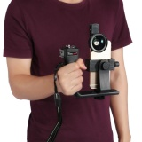 Universal Adjustable Handheld Bluetooth Stabilizer Rig Gunung Kit Holder W Lens Untuk Ponsel Pintar Oem Diskon