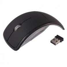 Cara Beli Universal Aue Wireless Optical Mouse 2 4G M016 Hitam