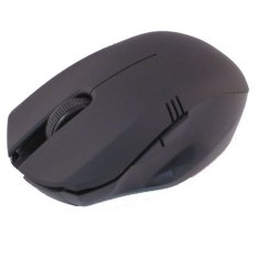 Review Universal Aue Wireless Optical Mouse 2 4G M103 Hitam Jawa Tengah