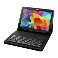 Spesifikasi Universal Bluetooth Keyboard Kulit Dudukan Kasus Penutup Untuk 9 10 1 Inch Tablet Pc Hitam Dan Harganya