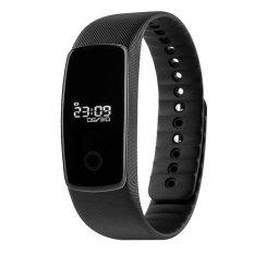 Universal Bluetooth Smart Sport Gelang Kebugaran Pelacak SmartSportWristband Tahan Air Layar OLED Mendukung untuk Andorid dan IOSf-Intl
