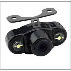 Universal Car Camera dengan Waterproof IP67 Wide Angle 170 DegreeNight Vision 2 Besar Power LED-Intl