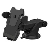 Jual Universal Car Holder For Smartphone With Suction Cup Dudukan Smartphone Black Universal Original