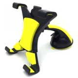 Spesifikasi Universal Car Holder For Tablet Pc Black Yellow Terbaru