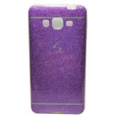 Universal Case Fashion For Samsung J1 Ace - Ungu