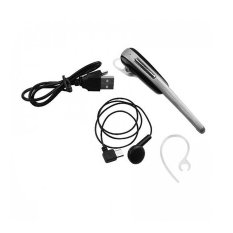 Universal China Handsfree Bluetooth Stereo Headset for Samsung Galaxy Prime G530 - Hitam