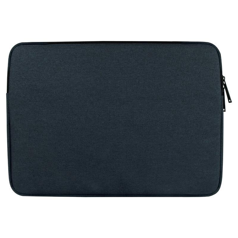 Universal Dpt Dpt Dipakai Kain Oxford Lembut Bisnis Paket Dalam Tablet Laptop, untuk 13.3 Inch dan Di Bawah Macbook, Samsung, Lenovo, Sony, Dell Alienware, CHUWI, ASUS, Hp (navy)-Intl