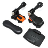 Beli Universal Dv Fitting Sjcam Action Camera 360 Degree Rotating Adapter Set Black Cicilan
