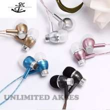 Universal Earphone / Headset / Handsfree Parfum - Random