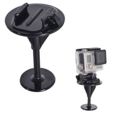 Universal Fell Surfboard Mounting Bracket for GoPro Hero 4/3+ dan Xiaomi Yi-Dudukan kamera papan selancar - Black