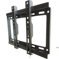 Universal Fixed Wall Mount Bracket - Braket TV LCD LED PLASMA Universal 10 Inch Sampai 42 Inch