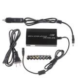Spesifikasi Universal For Notebook Laptop Di Mobil Charger Dc Ac Adaptor Listrik 100 Watt Murah Berkualitas