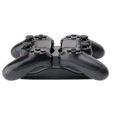 Beli Universal Gamepad Double Charging Dock Stand For Ps4 Controller Black Pakai Kartu Kredit
