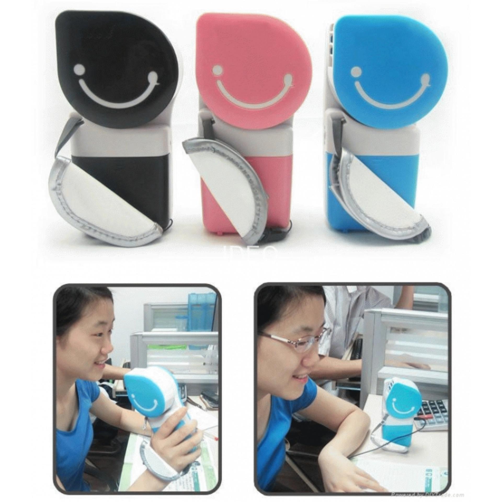 Universal Handheld Mini Portable Air Conditioner USB Fan - AC Genggam AC Tangan AC USB Kipas Angin Portable Cooler AC Murah