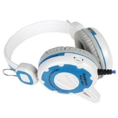 Harga Universal Kinbas High Quality Hifi Gaming Headset With Microphone Vp T7 Biru Satu Set