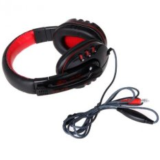 Harga Universal Kinbas High Quality Hifi Gaming Headset With Microphone Vp X9 Hitam Fullset Murah