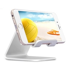 Beli Universal Lazy Logam Stand Holder Aluminium Alloy Segitiga Non Slip Desktop Bracket Untuk Cellphone Ipad Tablet Pc Warna Golden Intl Cicilan