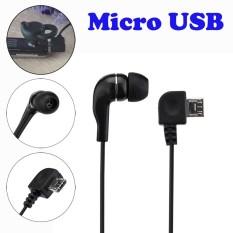 Universal Mikro Usb Mono Stereo Tunggal Earphone untuk Bluetooth Headphone -Internasional