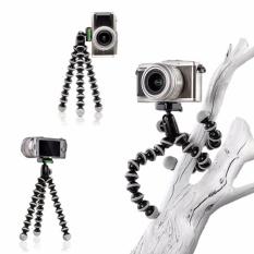 Universal Mini Tripod Gorilla / Tripod Mini Untuk Hp / Kamera + Holder U