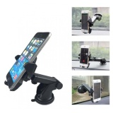 Ulasan Mengenai Universal Mobile Phone Car Holder Cp2 Hitam