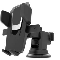 Ulasan Universal Mobile Phone Car Holder Hitam