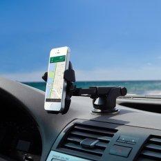 Promo Universal Mobile Phone Car Holder Sh3 Hitam Murah