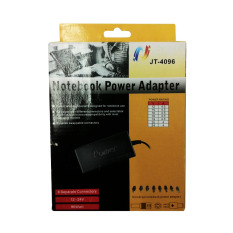 Review Tentang Universal Notebook Power Adapter 96 Watt 8 Connectors Jt 4096 Hitam