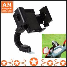 Ulasan Tentang Universal Phone Holder Sepeda Motor Spion Dudukan Smatphone Pada Motor