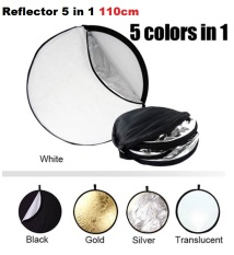 Jual Universal Reflector 5 In 1 110Cm Wave Gold Baru