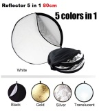 Katalog Universal Reflector 5 In 1 80Cm Wave Gold Terbaru