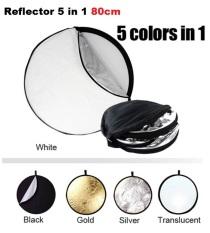 Spek Universal Reflector 5 In 1 80Cm Wave Gold