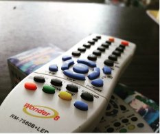 Universal - Remote Tv Wonder 8 Rm7580B For Sanyo TV model tabung