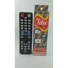 Universal Remote untuk TV LG, SAMSUNG , PANASONIC & SHARP