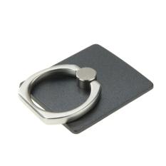 Universal Rotatable Ring Holder/Mobil Cincin Gantung untuk IPhone/iPad/Samsung (Hitam)