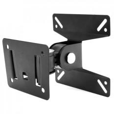 Universal Diputar TV Wall Mount Bracket untuk 14 ~ 24 Inch LCD TV LED Panel Datar-Intl