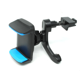 Jual Universal Smartphone Holder Mobil Stand Hp Blue Branded Original