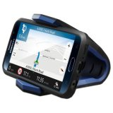 Spesifikasi Universal Spigen Stealth Cradle Holder Smartphone Mobil Blue Black Online