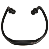 Diskon Besaruniversal Sports Wireless Bluetooth Headset Bth 404 Black