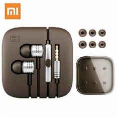 Toko Universal Stereo Handsfree Piston 2Nd Generation For Xiaomi Silver Terlengkap Jawa Tengah