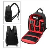 Spesifikasi Universal Tas Kamera Slr Camera Dslr Backpack For D7100 Small Compact With Pocket Black Red Merk Universal