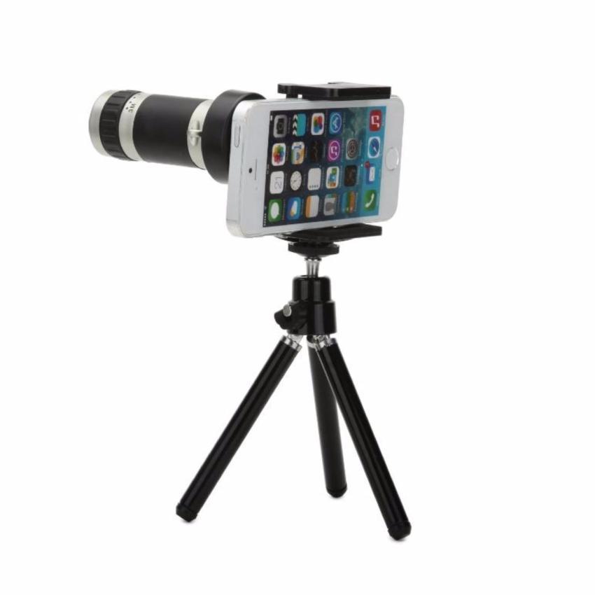 Katalog Universal Tele Zoom Lensa 8X Telescope Handphone Universal Terbaru