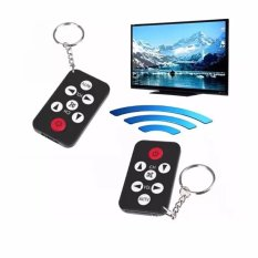 Universal TV Remote Control Mini With Keychain