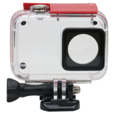 Jual Universal Underwater Waterproof Case Ipx 8 45M For Xiaomi Yi 2 4K Red Import
