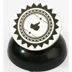 Universal Berbagai Arah Magnetic Car Dash Mount Ball Dock Pemegang untuk IPhone Samsung PDA Tablet GPS (Hitam) -Intl-INTL (...)
