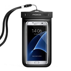 Universal Waterproof Phone Case, MoKo Multifunction CellPhone Dry Bag Pouch with Armband & Neck Strap