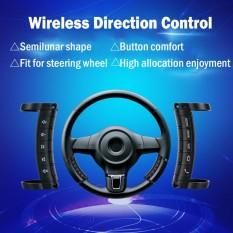 Spesifikasi Universal Nirkabel Mobil Tombol Roda Kemudi Remote Control Untuk Stereo Dvd Gps Internasional