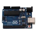 Jual Uno R3 Atmega328P Atmega16U2 Board Untuk Arduino Kompatibel Kabel Usb Internasional Branded