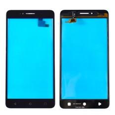 untuk Alcatel One Touch Pixi 4 OT-8050D OT8050 8050D 8050 Hitam Layar Sentuh Digitizer Panel Pengganti-Internasional