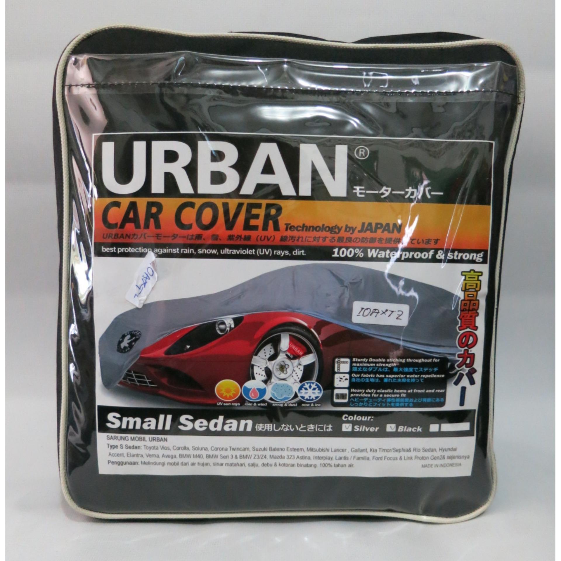 Urban Cover / Selimut / Sarung Mobil City Vios Soluna Baleno Small Sedan Waterproof
