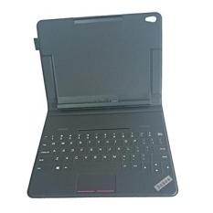 US Layout Keyboard dengan Case (Folio) 4X30E68274 untuk Lenovo Thinkpad 10, Travel Keyboard dengan Touchpad/Klik Pad/Trackpad-Intl